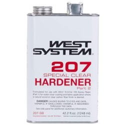 West System 207-SB Special Clear Hardener