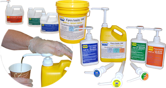 EpoxAmite Dispensing Pumps
